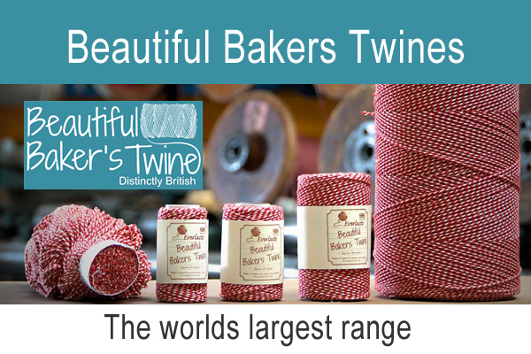 bakers twines  baker's twine production